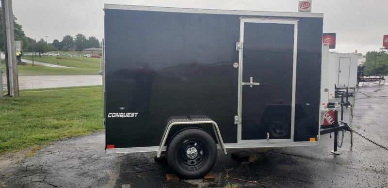 USED 2020 6 x10 Formula Conquest Enclosed Cargo Trailer