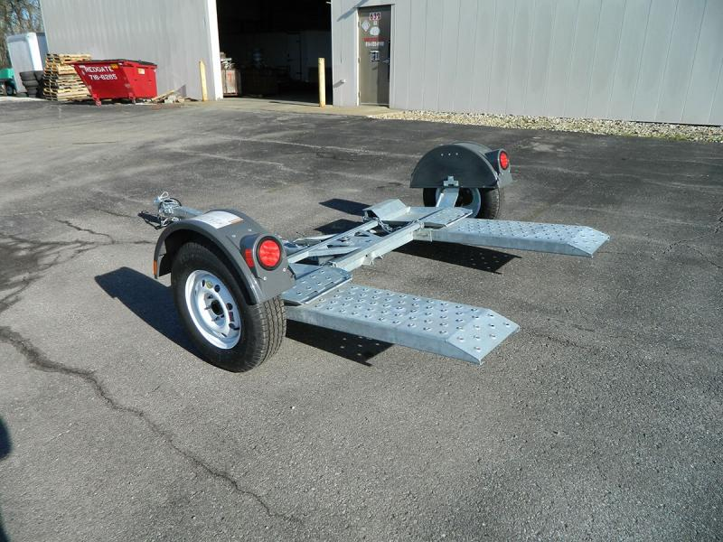 2020 Croft Gavlanized Tow Dolly - No Brakes
