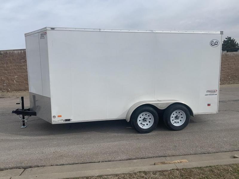 2020 Bravo 7'x14' GT Enclosed w/ Ramp Door