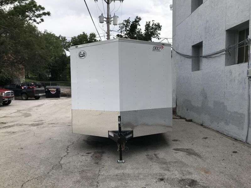 2021 Bravo 8.5'x20' Enclosed Car Hauler