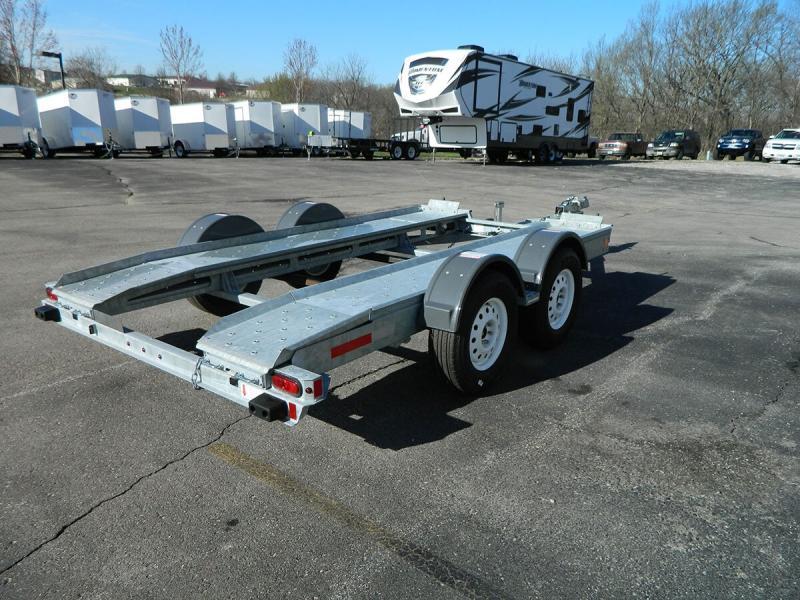2020 Galvanized Croft Auto Transport - 7k