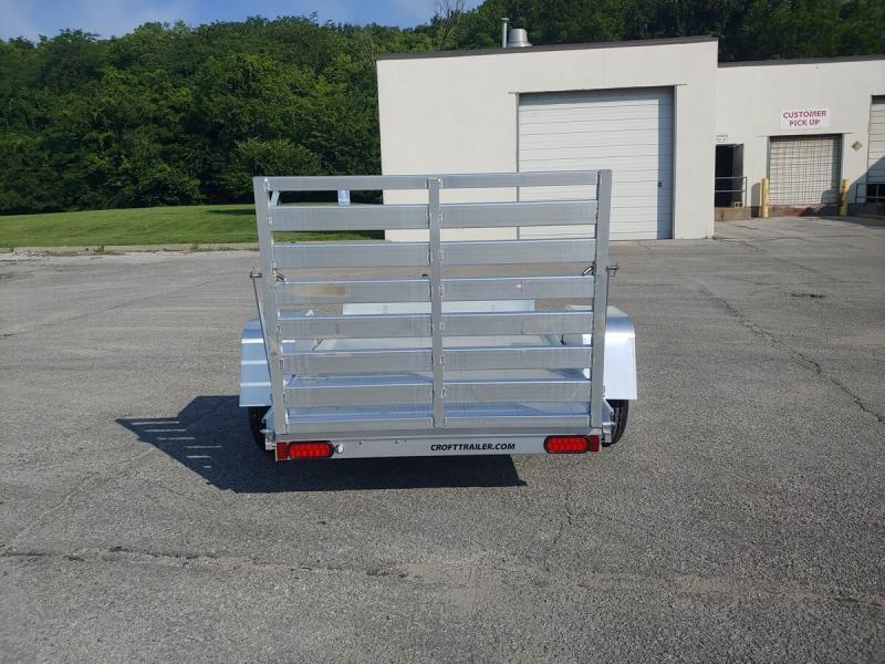 "2020 Aluma 54""x8' Aluminum Utility Trailer"