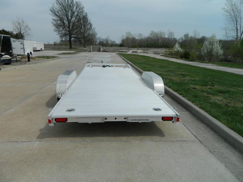 """2020 Aluma 82""""x18' Car Hauler - 7k"""