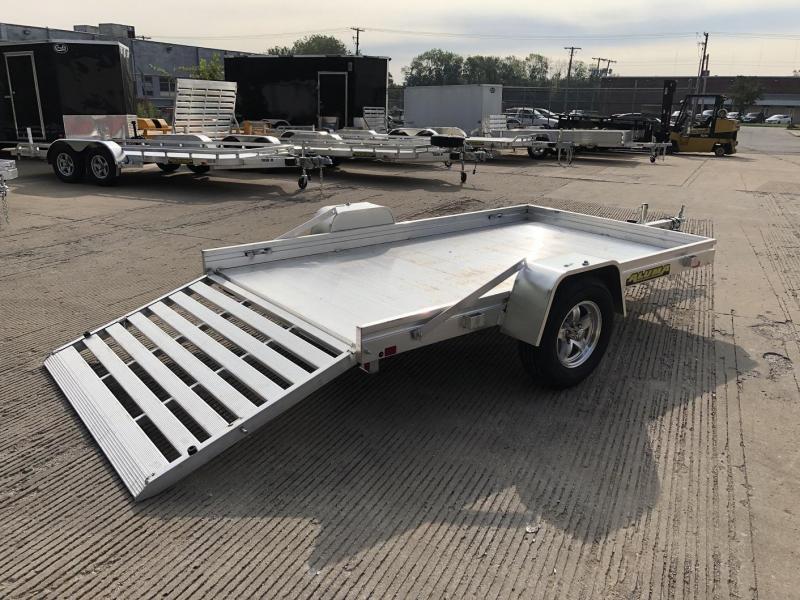 "2021 Aluma 68""x10' Aluminum Utility Trailer"