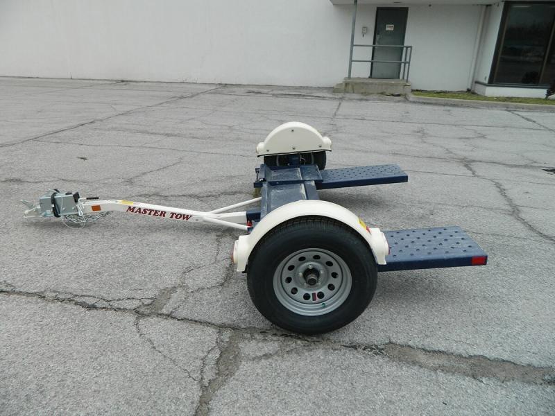 "2020 Master Tow 80"" Car Dolly - Hyd. Surge Brakes"