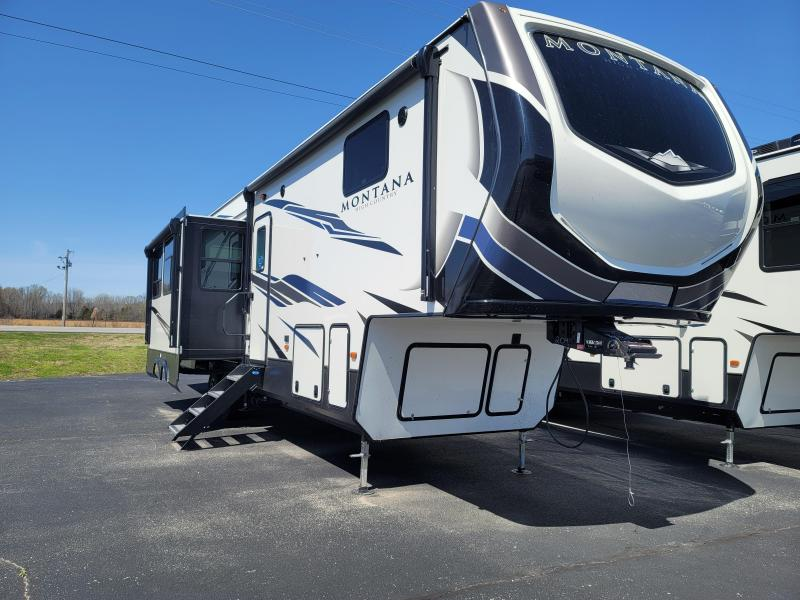 2021 Keystone RV Montana 351BH Fifth Wheel Campers RV