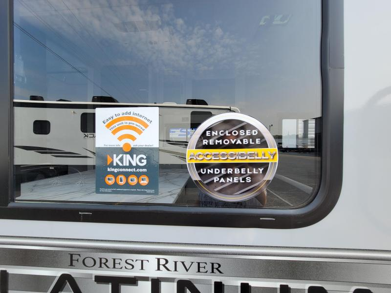 2021 Forest River Salem FSX 167RBKX Travel Trailer RV