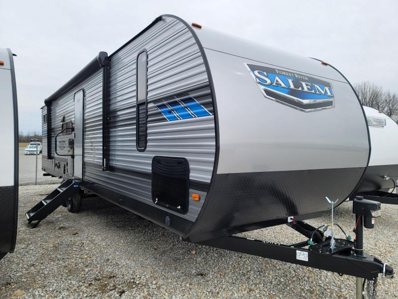 2021 Forest River Salem 29VBUD Travel Trailer RV