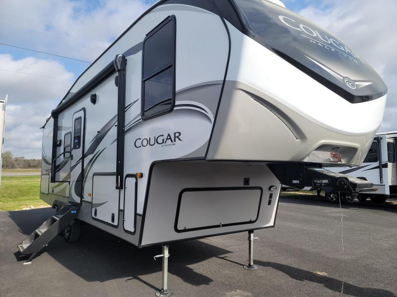 2021 Keystone RV Cougar Half-Ton 25RES Fifth Wheel Campers RV