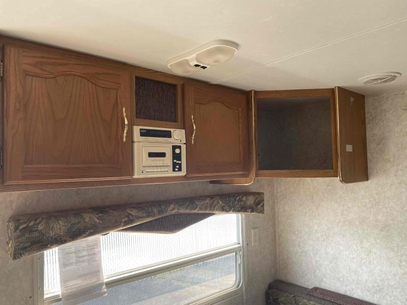 2004 Forest River Wildwood 29BH Travel Trailer RV