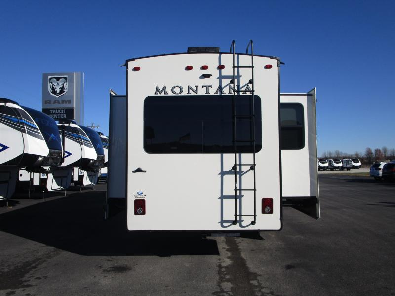 2021 Keystone RV Montana 3231CK Fifth Wheel Campers RV