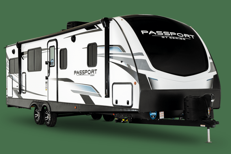 2021 Keystone RV Passport 2704RK Travel Trailer RV