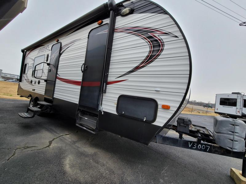 2014 Forest River Vengeance 25V Toy Hauler RV