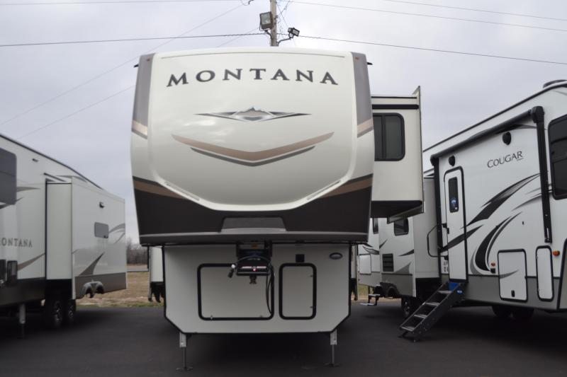 2020 Keystone RV Montana Montana 3121RL Fifth Wheel Campers RV