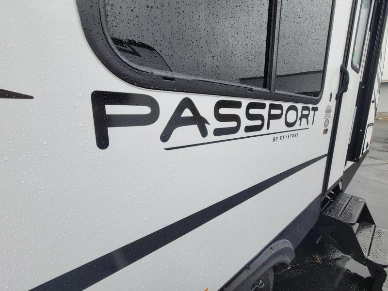 2022 Keystone RV Passport 219BH Travel Trailer RV