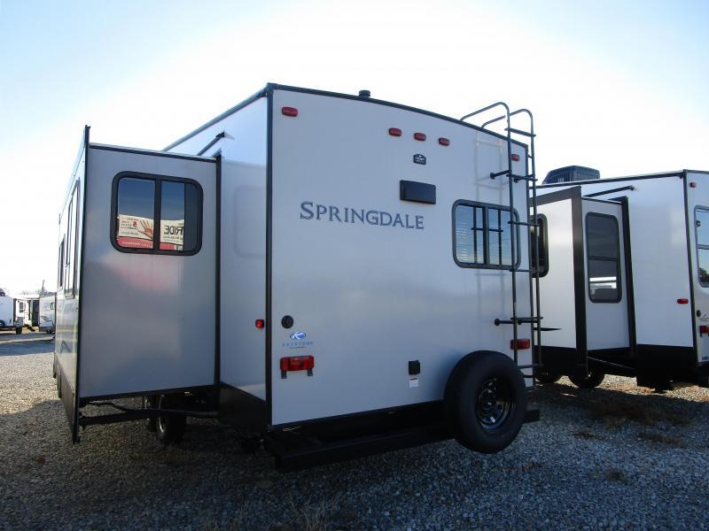2021 Keystone RV Springdale 302FWRK Fifth Wheel Campers RV