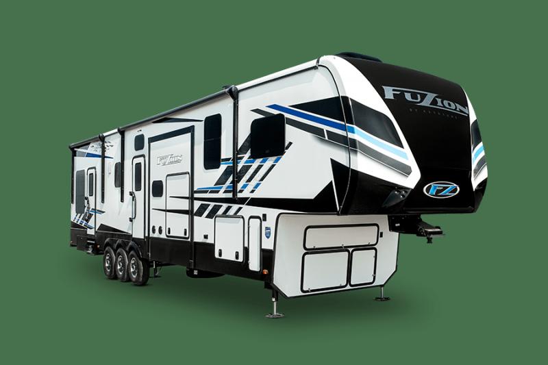 2022 Keystone RV Fuzion 379 Toy Hauler RV