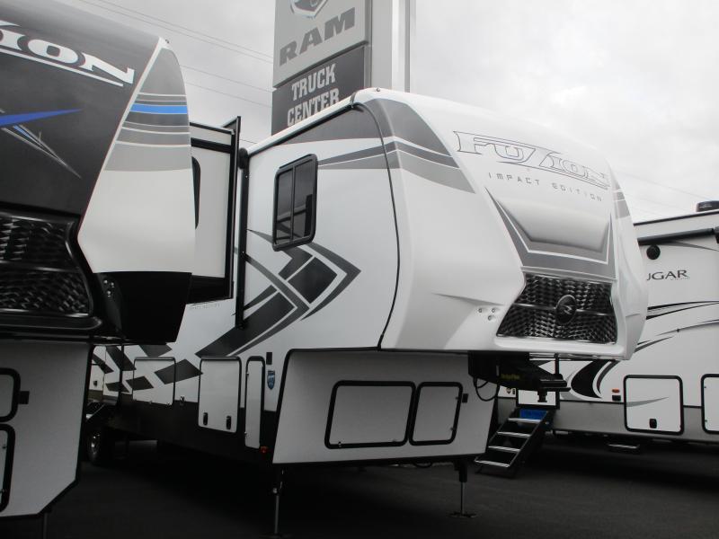 2021 Keystone RV Impact IMPACT 415 Toy Hauler RV