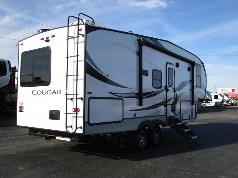 2021 Keystone RV Cougar Half-Ton 25RES Fifth Wheel Campers RV