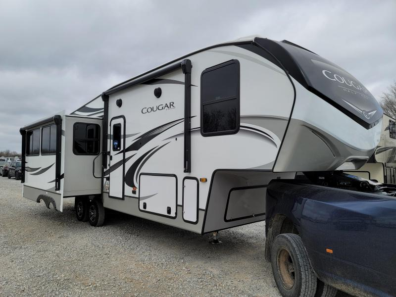 2021 Keystone RV Cougar Half-Ton 30RLS Fifth Wheel Campers RV