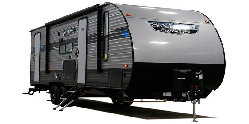 2021 Forest River Salem Cruise Lite 261BHXL Travel Trailer RV