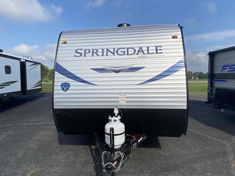 2021 Keystone RV Springdale 1800BH Travel Trailer RV