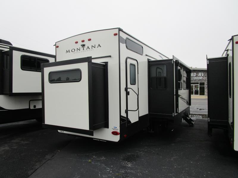 2021 Keystone RV Montana High Country 335BH Fifth Wheel Campers RV