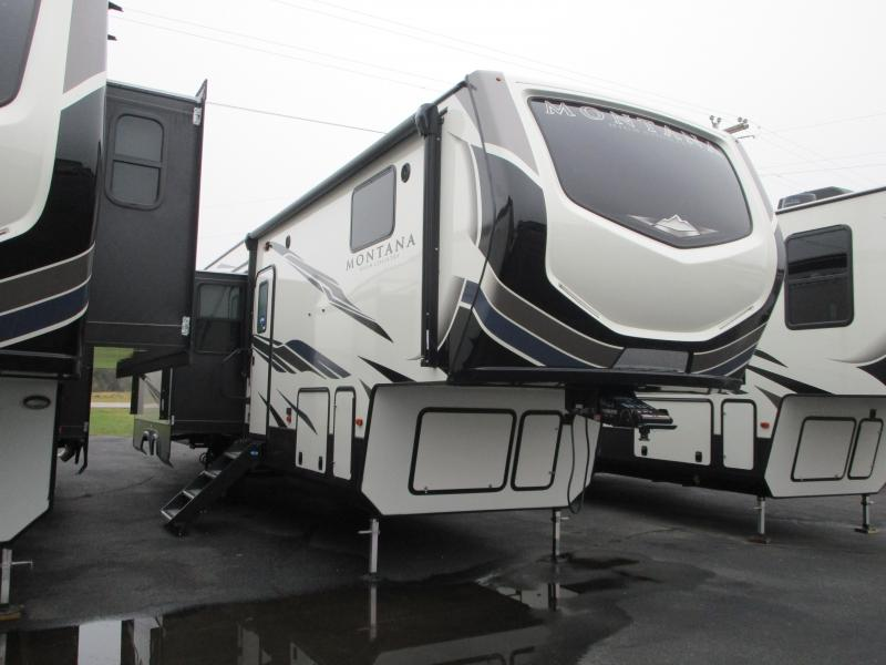 2021 Keystone RV Montana High Country 335BH Fifth Wheel Campers RV