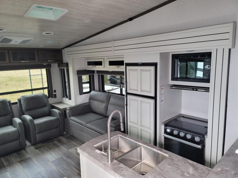 2021 Keystone RV Cougar Half-Ton 27SGS Fifth Wheel Campers RV