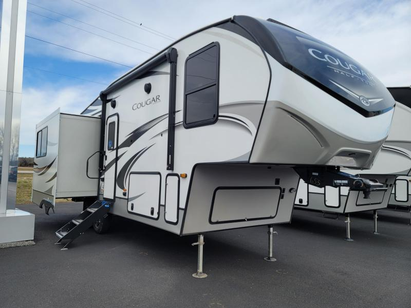 2021 Keystone RV Cougar Half-Ton 27SGS Fifth Wheel Campers RV