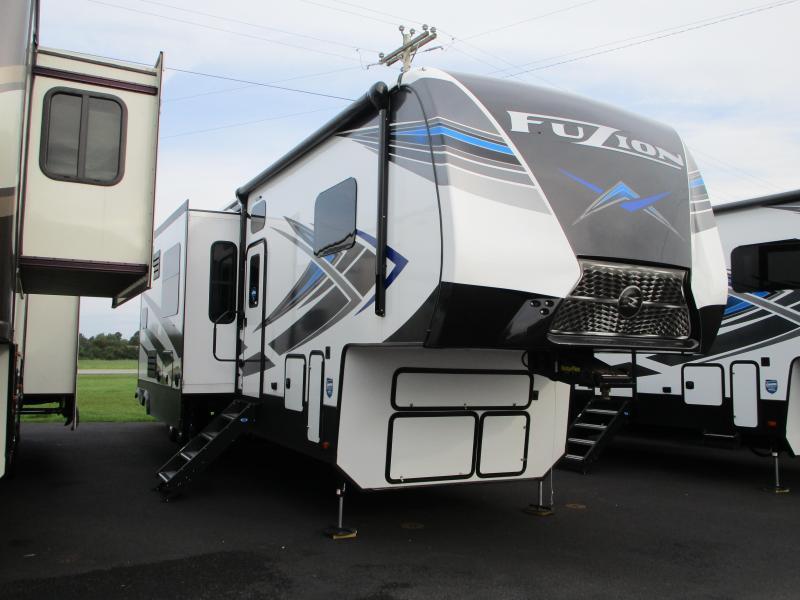 2021 Keystone RV Fuzion Fuzion 430 Toy Hauler RV