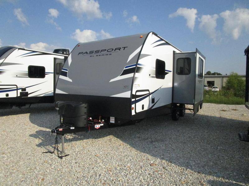 2021 Keystone RV Passport 240BH Travel Trailer RV