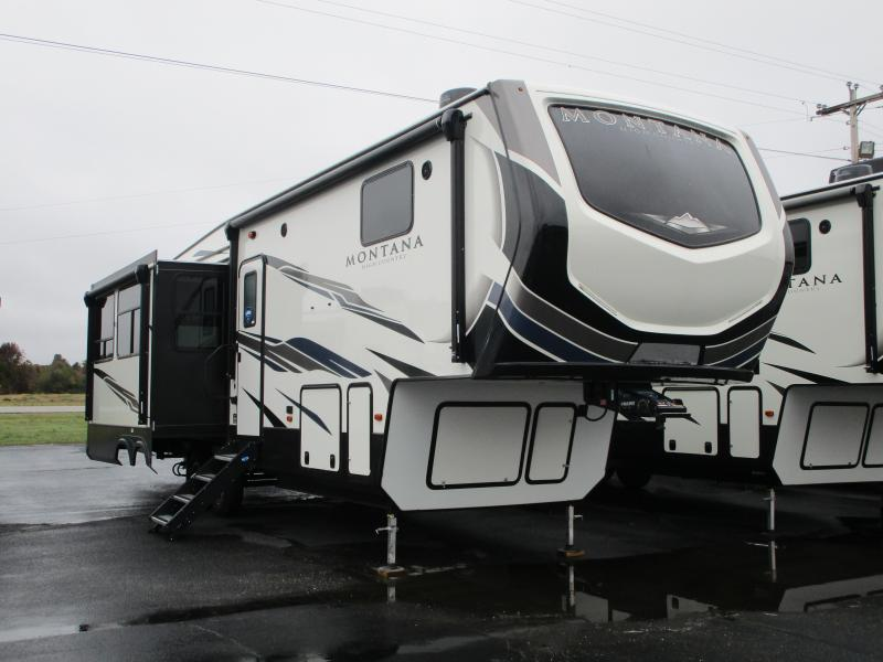 2021 Keystone RV Montana High Country 295RL Fifth Wheel Campers RV