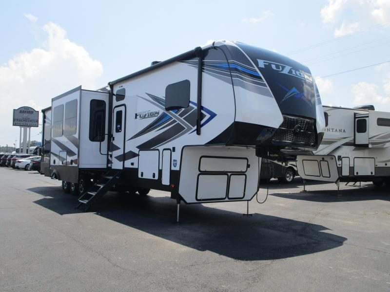 2021 Keystone RV Fuzion 419 Fifth Wheel Campers RV