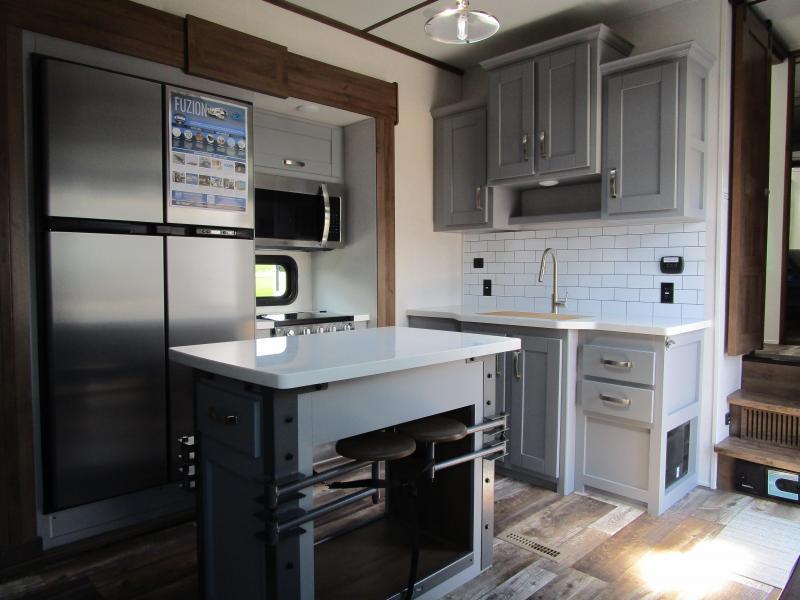 2021 Keystone RV Fuzion 419 Fifth Wheel Campers RV