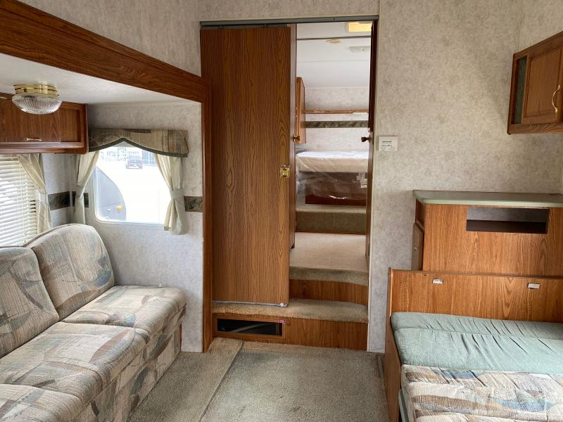 2001 Fleetwood Terry 245P Fifth Wheel Campers RV