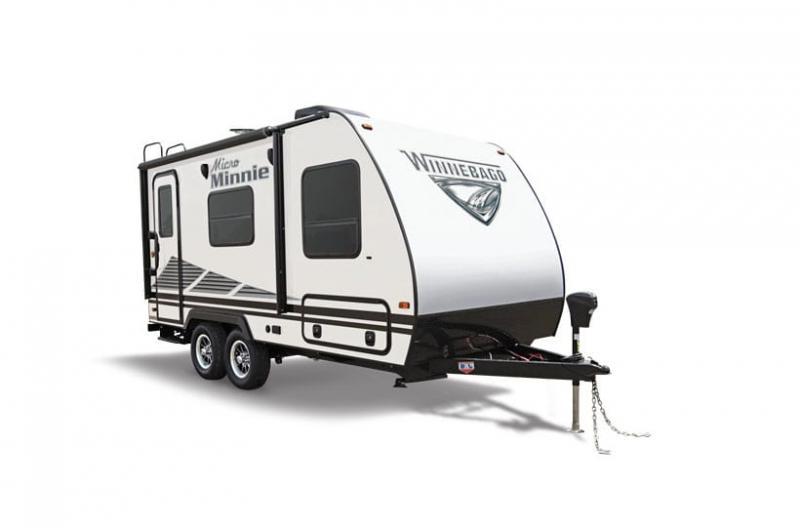 2021 Winnebago Micro Minnie MM2100BH Travel Trailer RV