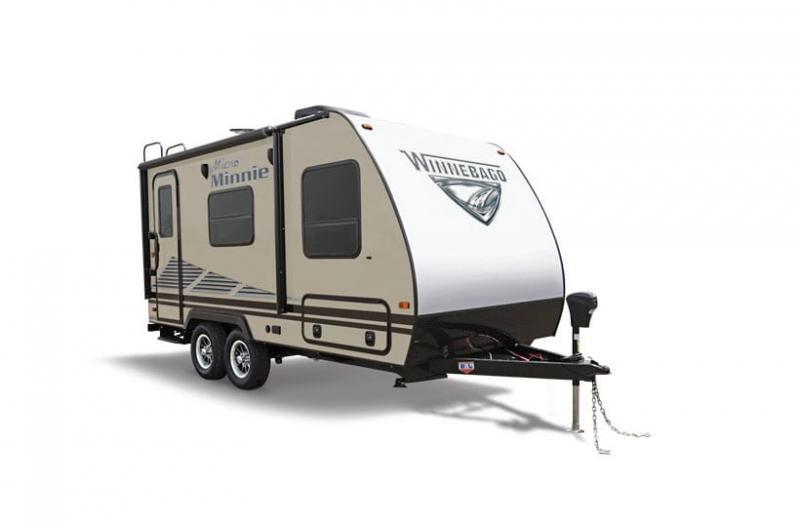 2021 Winnebago Micro Minnie MM2100BH Travel Trailer RV