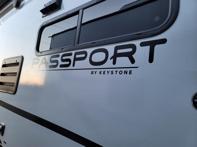 2021 Keystone RV Passport SL 268BH Travel Trailer RV