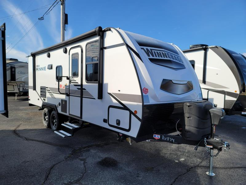 2021 Winnebago Micro Minnie 2306BHS Travel Trailer RV