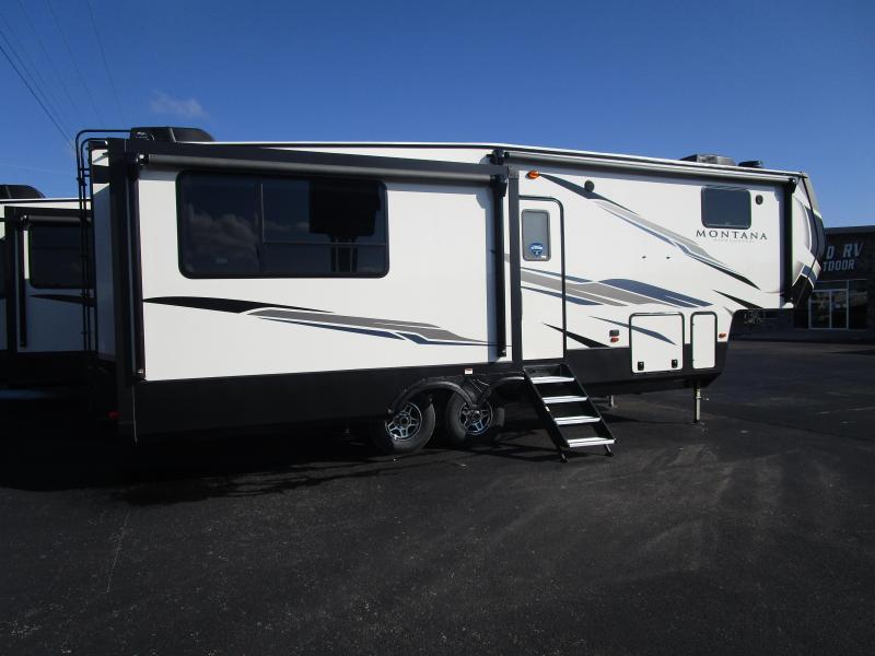2021 Keystone RV Montana High Country 281CK Fifth Wheel Campers RV