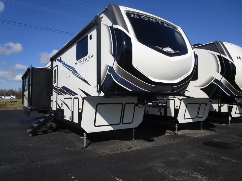 2021 Keystone RV Montana High Country 281CK Fifth Wheel Campers RV