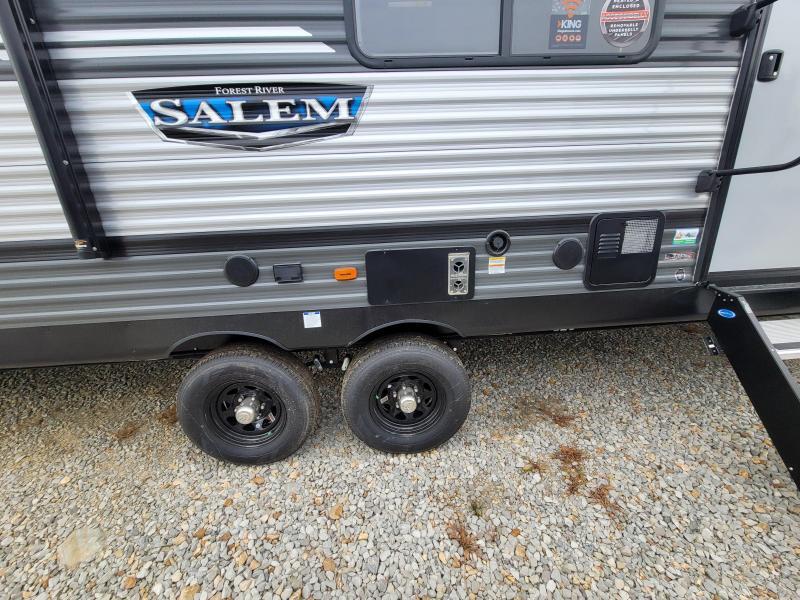 2021 Forest River Salem 33TS Travel Trailer RV