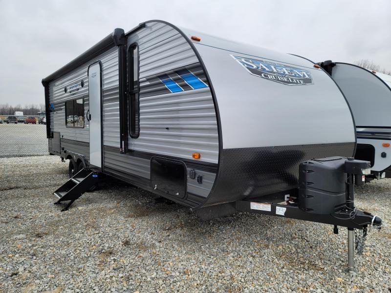2021 Forest River Salem Cruise Lite Northwest 261BHXL Travel Trailer RV