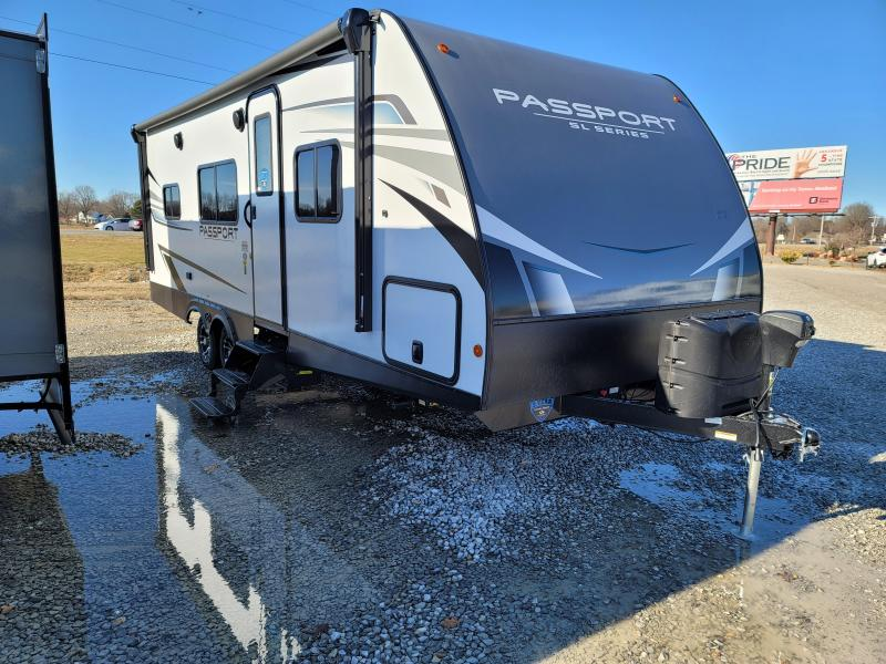 2021 Keystone RV Passport 229RK Travel Trailer RV