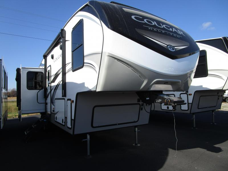 2021 Keystone RV Cougar Half-Ton 29MBS Fifth Wheel Campers RV