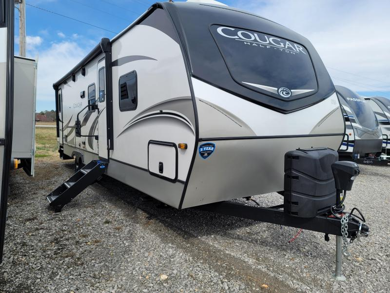 2021 Keystone RV Cougar Half-Ton 29BHSWE Travel Trailer RV