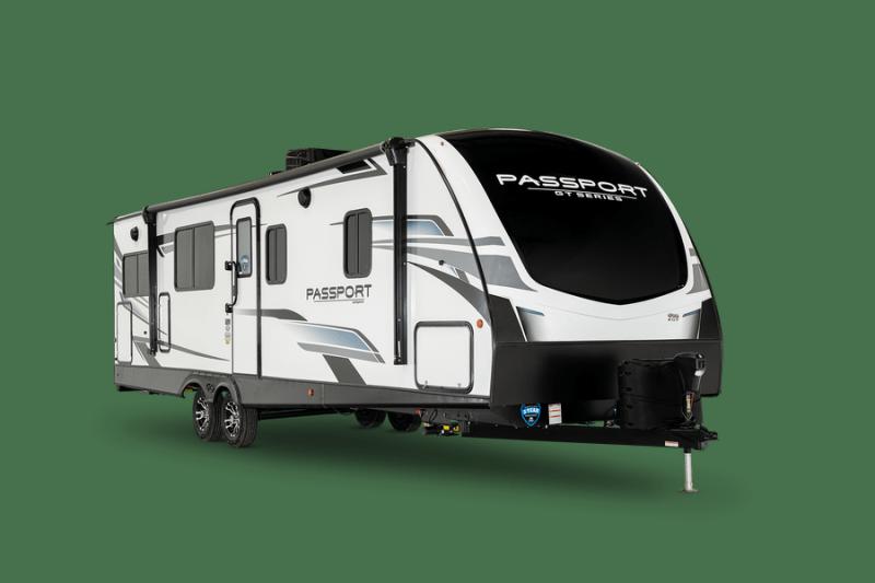 2021 Keystone RV Passport 2400RB Travel Trailer RV