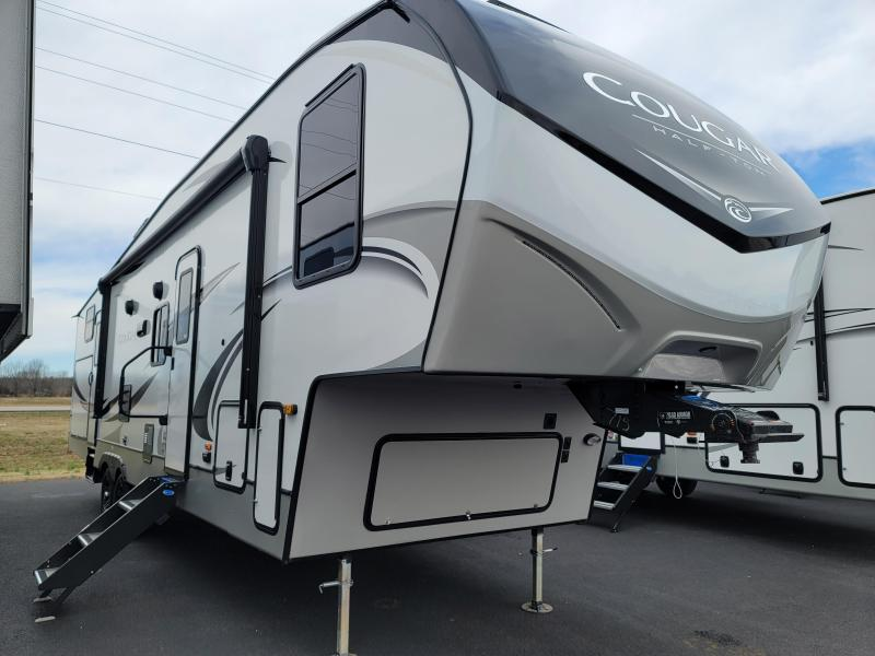 2021 Keystone RV Cougar Half-Ton 32BHS Fifth Wheel Campers RV