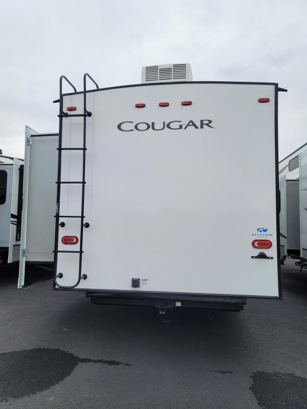 2021 Keystone RV Cougar Half-Ton 32BHS Fifth Wheel Campers RV